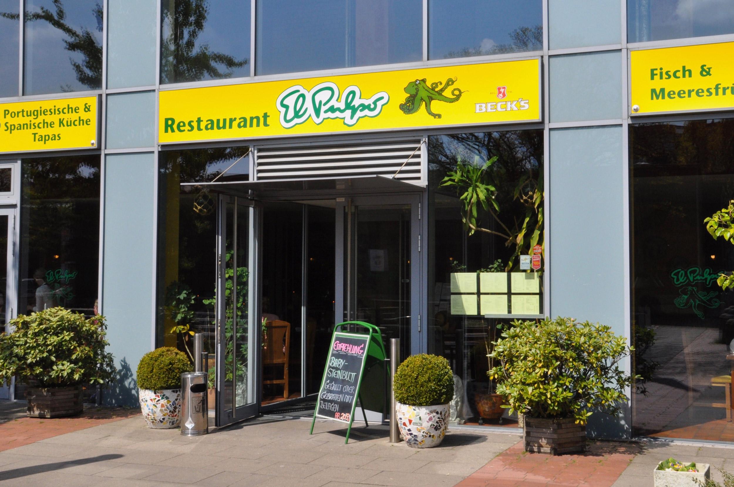 Home, El Pulpo, Portugiesische und Spanische Küche, Hamburg - El ...