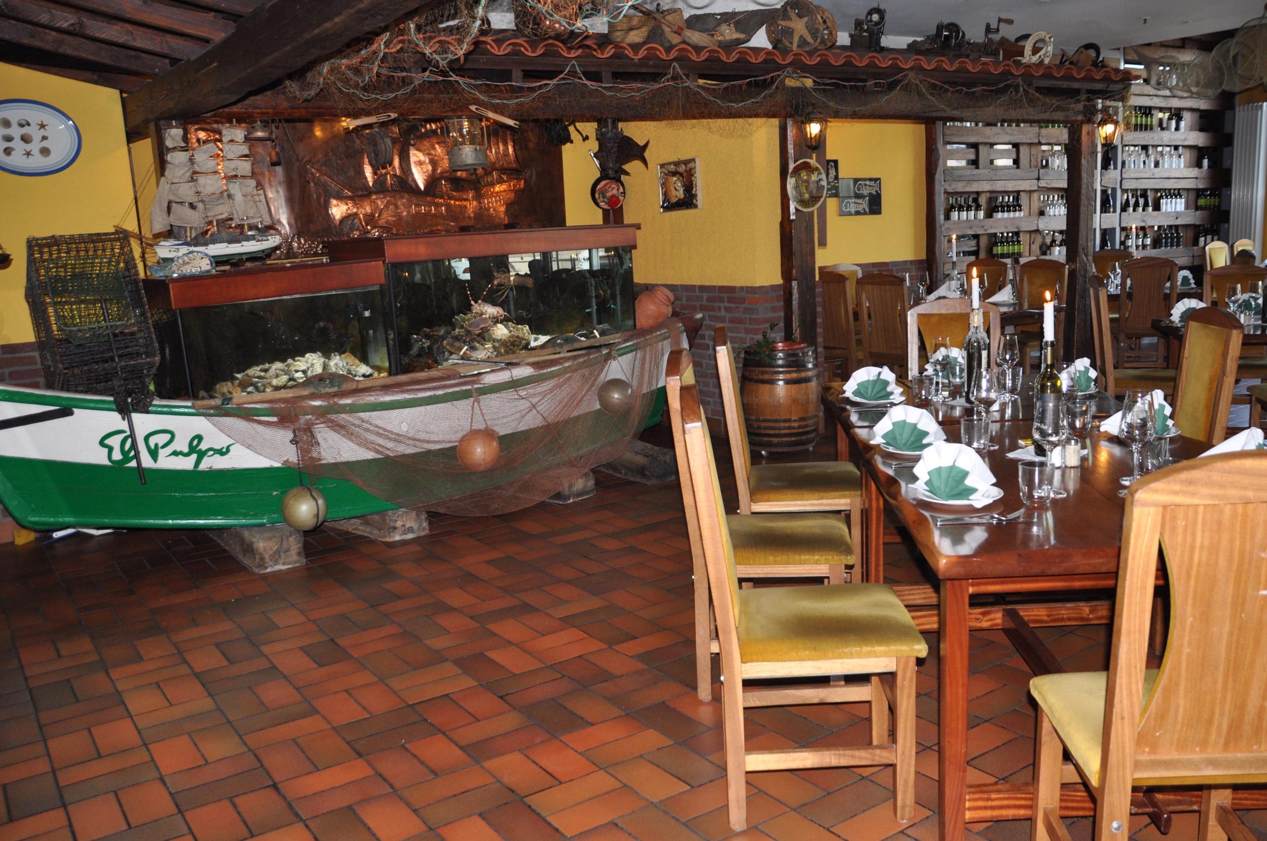 Mittagstisch El Pulpo Portugiesische Und Spanische Kuche